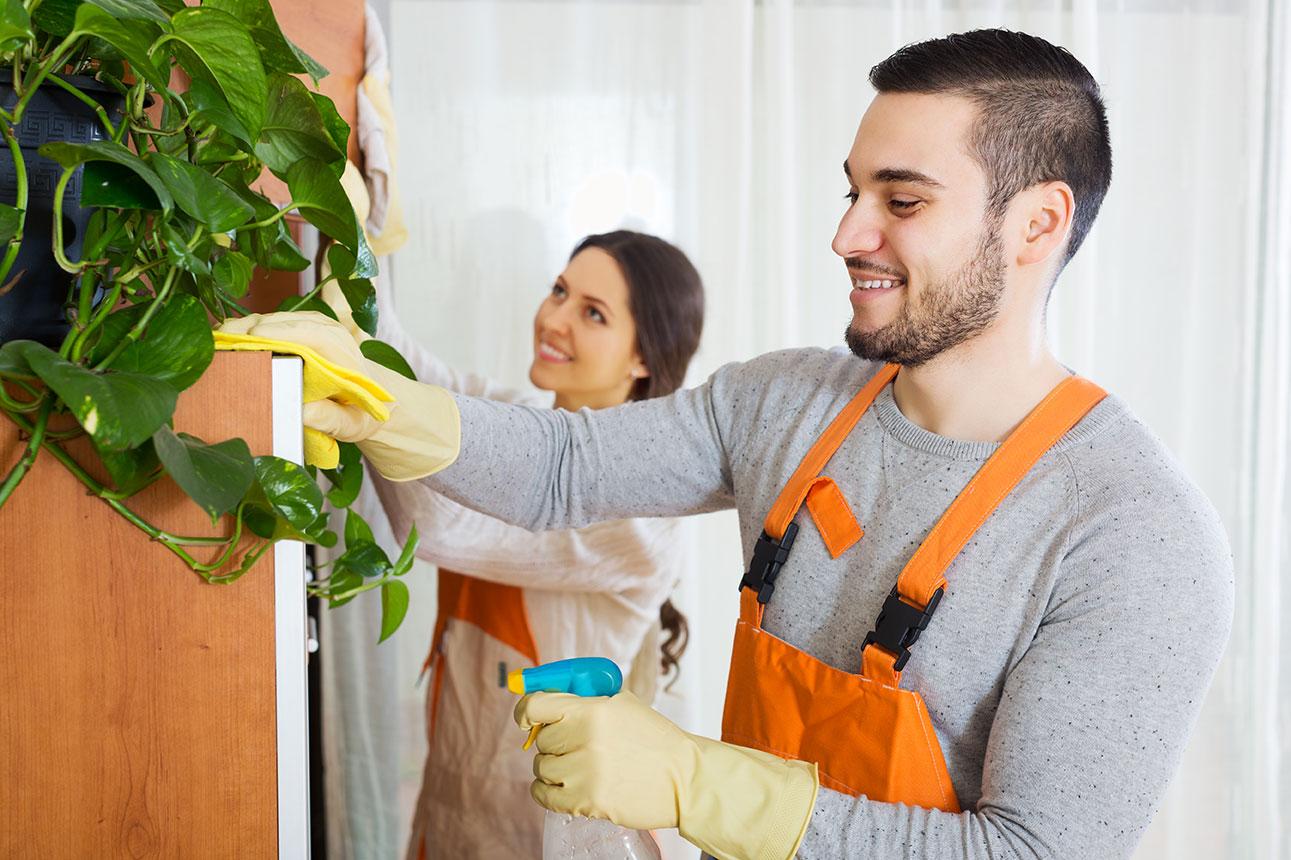 Empresa limpiezas y mantenimiento madrid
